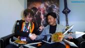 Soul Calibur VI - Motohiro Okubo haastattelussa