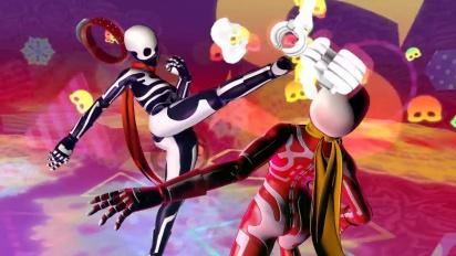 SNK Heroines: Tag Team Frenzy - Skullolady-traileri