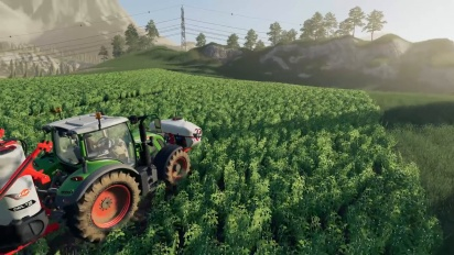 Farming Simulator 19 - New Field Interactions -traileri