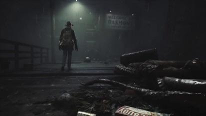 The Sinking City - pelikuvatraileri