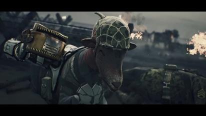 Goat of Duty - julkaisutraileri