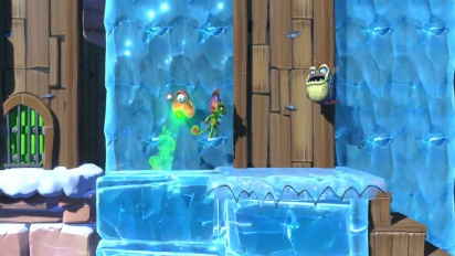 Yooka-Laylee and the Impossible Lair - traileri