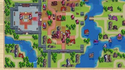 Wargroove: Double Trouble - DLC-julkaisutraileri