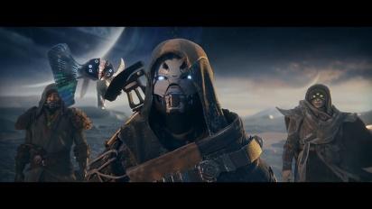 Destiny 2: Beyond Light - paljastustraileri