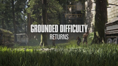 The Last of Us: Part II - Grounded Update Traileri