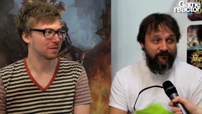 GC 12: Gameglobe-haastattelu
