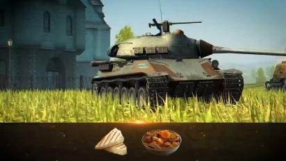 World of Tanks Blitz - Update 7.7 Traileri