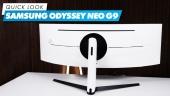 Nopea katsaus - Samsung Odyssey Neo G9
