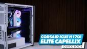 Nopea katsaus - Corsair iCUE H170i Elite Capellix Liquid CPU Cooler
