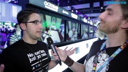 E3 13: Octodad: Dadliest Catch -haastattelu