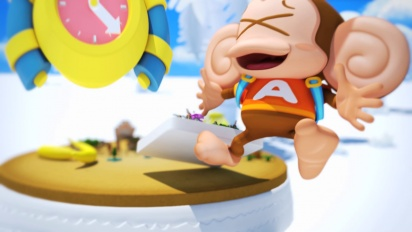Super Monkey Ball Vita - Trailer