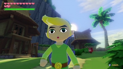 The Legend of Zelda: The Wind Waker HD - gameplay & new features trailer