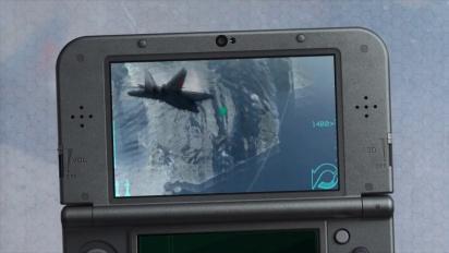 Ace Combat: Assault Horizon - New N3DS - Launch Trailer