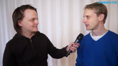 1993: Space Machine - Krister Karlssonin haastattelu