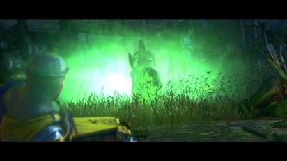 Total War: Warhammer - Bretonnia-traileri