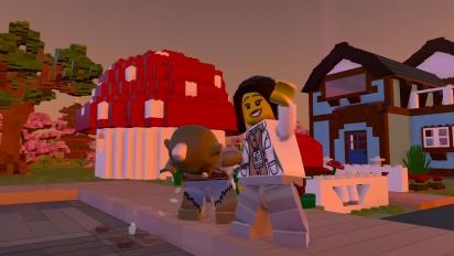 Lego Worlds - moninpelitraileri