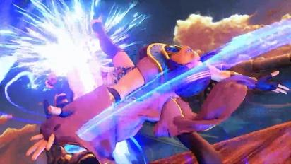 Street Fighter V - Menat-julkistustraileri