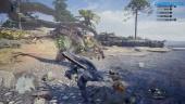 Monster Hunter World - Gamescom Great Jagras -pelikuvaa