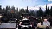 Far Cry 5 - avoimen maailman co-op-pelaamista