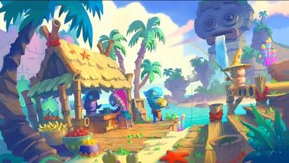 Super Lucky's Tale - Gilly Island DLC -traileri