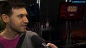 Blazing Chrome - Arnaud de Sousa haastattelussa