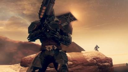 Destiny 2: Warmind - paljastuspätkä