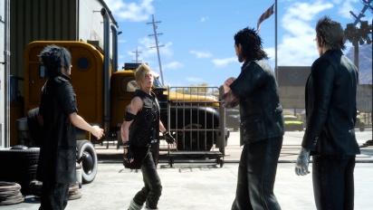Tekken 7 - Noctis Collaboration -haastattelu
