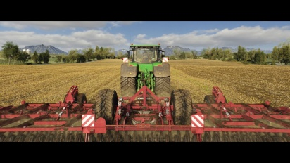 Farming Simulator 19 - E3 2018 -traileri