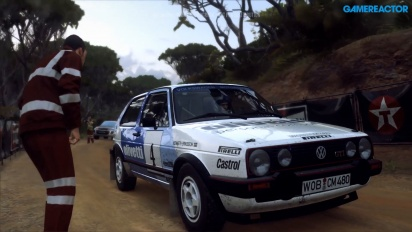Dirt Rally 2.0 PC-pelikuvaa