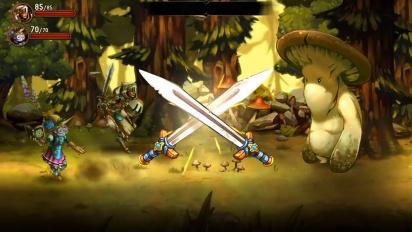 SteamWorld Quest - Nintendo Switchin julkaisupäivä + uutta pelikuvaa