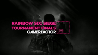GR Liven uusinta: Rainbow Six: Siege - PS4 Tournament Finals