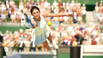 AO Tennis 2 - julkaisutraileri