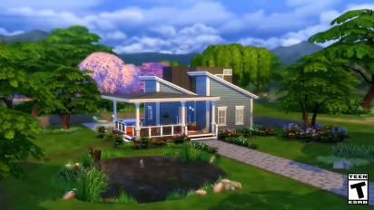 The Sims 4 Tiny Living - virallinen traileri