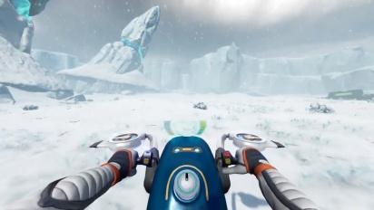 Subnautica: Below Zero - julkaisupäivän traileri