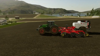 Farming Simulator 20 -  Free Content Update #6 Trailer (Nintendo Switch)