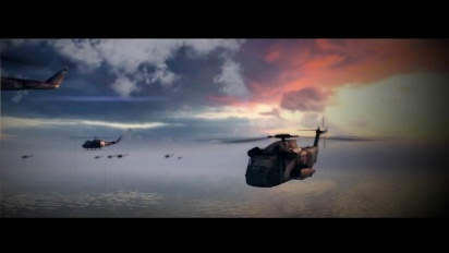 Air Conflicts: Vietnam - PSN Trailer