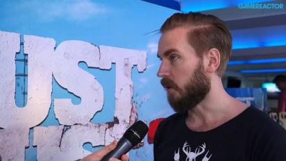 Just Cause 3 - haastattelussa Björn Röjgren