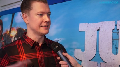 Just Cause 3 - Andreas Tilleman haastattelu