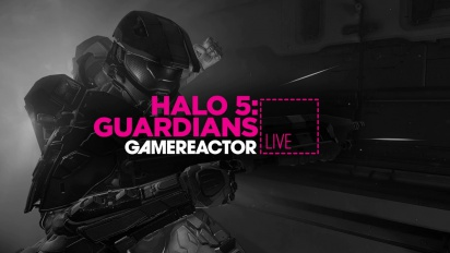 Livestream Replay - How Not to Play Halo 5: Guardians
