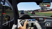 Assetto Corsa - Abarth 500 Brands Hatch PS4-pelikuvaa