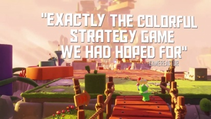 Mario + Rabbids Kingdom Battle - Accolade-julkaisutraileri