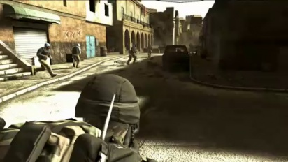 SOCOM: Confrontation - Behind-the-SEALs: Authenticity Trailer