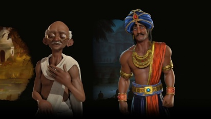 Civilization VI: Rise and Fall - ensikatsaus Intiaan