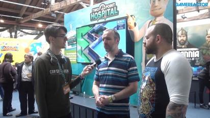 Two Point Hospital - Ben Huskins ja Chris Knott haastattelussa