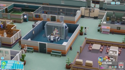 Two Point Hospital - Building a Game with Personality -traileri