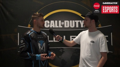 CWL Seattle - BuZZO Interview