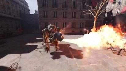 Wolfenstein: Cyberpilot - E3-traileri