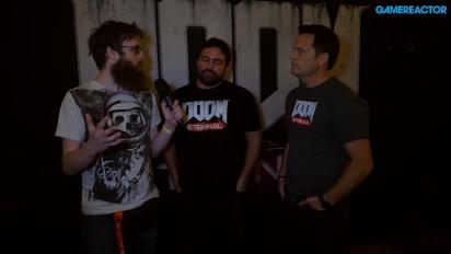 Doom Eternal - Hugo Martin & Marty Stratton haastattelussa