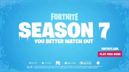 Fortnite - Season 7 -traileri