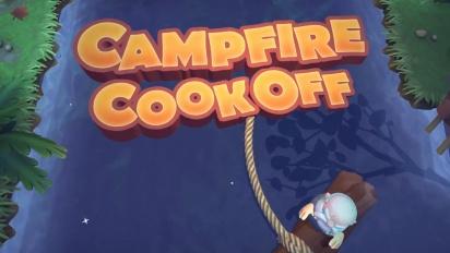 Overcooked! 2 - Campfire Cook Off -julkistustraileri
